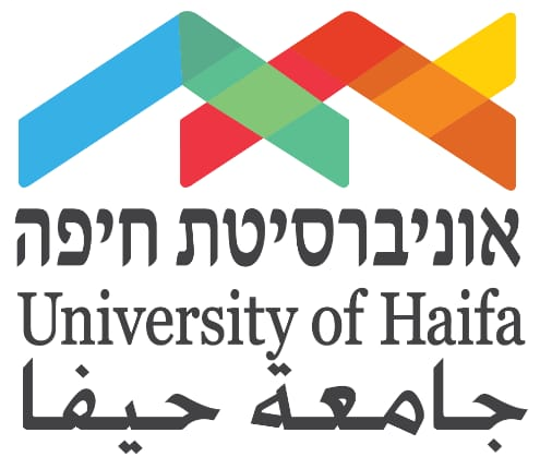 Haifa Univ New color logo 3 languages 1
