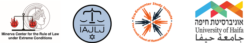 Humanitarian Aid workshop logos